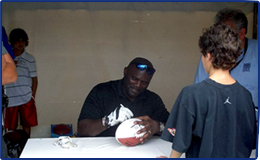 Lawrence Taylor Official Website - New York Giants Hall of Famer